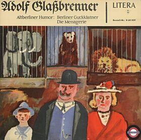 Adolf Glaßbrenner - Altberliner Humor