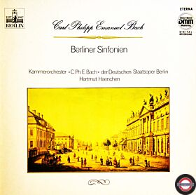 Bach, C. P. E.: Die Berliner Sinfonien - mit Haenchen