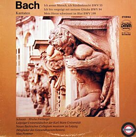 """Bach: Kantaten """"Ich armer Mensch, ich ..."""""""