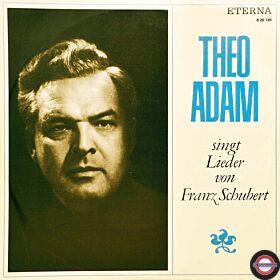Adam: Lieder von Franz Schubert (Mono; 1967)