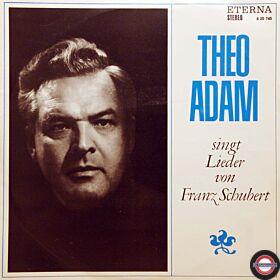 Adam: Lieder von Franz Schubert (First Stereo)