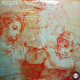 Mozart: Konzerte für Flöte/Konzert für Oboe (I)