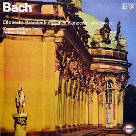 Bach: Brandenburgische Konzerte (II) - 2 LP