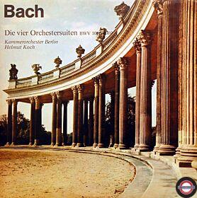 Bach: Orchestersuiten (Ouvertüren) - 2 LP
