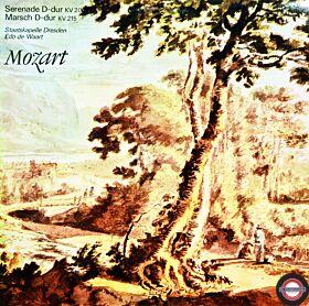 Mozart: Marsch in D-Dur und Serenade in D-Dur