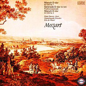 """Mozart: Marsch in D-Dur und """"Posthorn-Serenade"""""""
