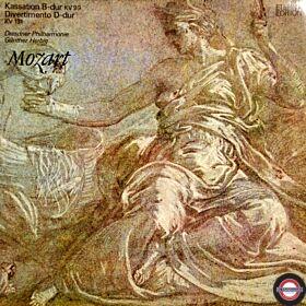 Mozart: Kassation und Divertimento (KV 99/131)