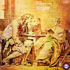 """Mozart: Kanons und gesellige Lieder - """"Das Bandel"""" ..."""