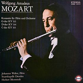 Mozart: Konzerte für Flöte - mit Johannes Walter (I)