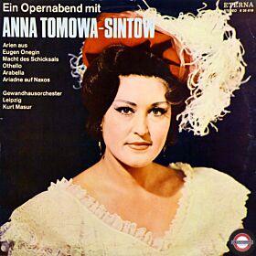 Tomova-Sintow: Arien - von Tschaikowski ... bis Verdi