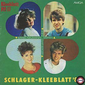Kleeblatt Nr. 17 - Schlager-Kleeblatt `86