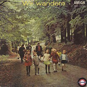 Alfons Bauer - Wir wandern