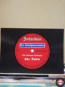 Gutschein - 50,00 EUR