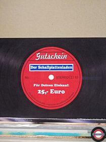 Gutschein - 25,00 EUR