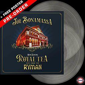 JOE BONAMASSA - NOW SERVING-ROYAL TEA LIVE FROM... (2LP)