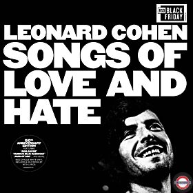 Leonard Cohen - Songs of Love and Hate (50th Anniversary) (RSD Black Friday 2021)