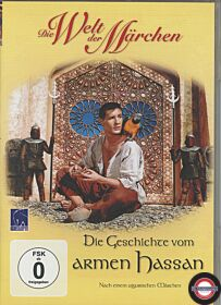 Die Welt der Märchen - Die Geschichte vom armen Hassan (DVD)