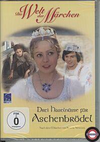 Die Welt der Märchen - Drei Haselnüsse für Aschenbrödel (DVD)