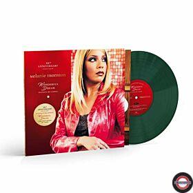 Melanie Thornton: Wonderful Dream 20th Anniversary Edition – 10-Inch-Edition auf dunkelgrünem Vinyl