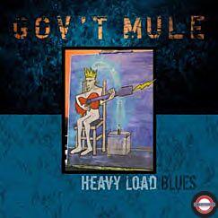 Gov't Mule -Heavy Load Blues