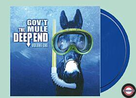 Gov't Mule - The Deep End Vol. 1 - Blue
