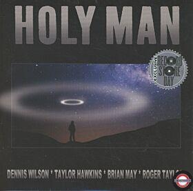 "Dennis Wilson (2), Brian May, Roger Taylor, Taylor Hawkins – Holy Man - 7"" Single"