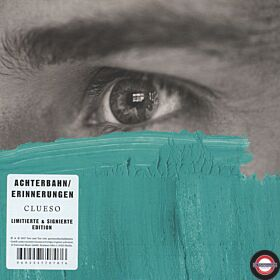 """Clueso – Achterbahn / Erinnerungen - 7"""" Single"""