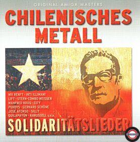 Chilenisches Metall: Solidaritätslieder  (CD)