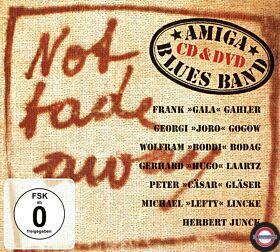 Amiga Blues Band - Not Fade Away (CD)