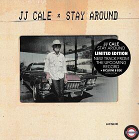 "JJ Cale – Stay Around - 7"" Single"