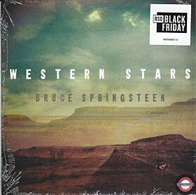 "Bruce Springsteen – Western Stars  - 7"" Single"