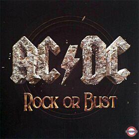 "AC/DC – Rock Or Bust - 7"" Single"