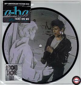 "a-ha – Take On Me  - 7"" Single"