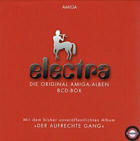Electra – Die Original Amiga-Alben  (8CD-Box)
