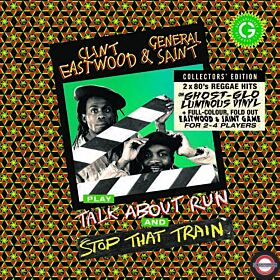 Clint Eastwood & General Saint - Stop That Train/Talk About (Coloured 7 Inch) RSD 2020