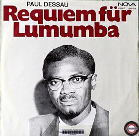 Dessau: Requiem für Lumumba - Kegel dirigiert