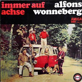 Alfons Wonneberg & Sein Orchester - Immer Auf Achse