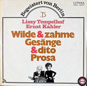 Begeistert Von Berlin: Lissy Temelhof & Ernst Kahler