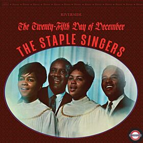 The Twenty-Fifth Day Of December (RSD BF 2021) — The Staple Singers
