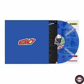 Frank Carter - Sticky (Limited Edition) (Blue Vinyl) (+ Stickersheet)
