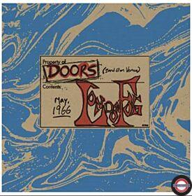 Doors The - London Fog (10Inch Deluxe)