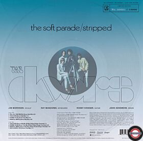 THE DOORS, The Soft Parade: Stripped , RSD 26.09.2020