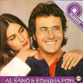 "Al Bano & Romina Power   (7"" Amiga-Quartett-Serie)"