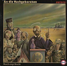 Ernst Busch - An Die Nachgeborenen