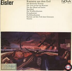 Eisler: Kantaten aus dem Exil - Max Pommer dirigiert