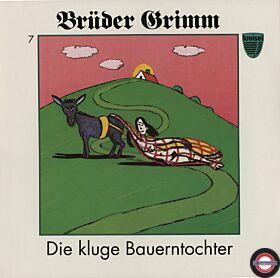 Brüder Grimm-7- Die kluge Bauerntochter (Kreisel Nr. 7)