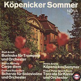Arenz: Köpenicker Sommer  Hattwig: Carpe Diem...