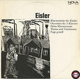 Eisler: Klavierstücke für Kinder, Sonatine, Fugen, Sonate