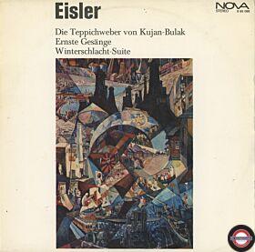 Eisler: Kantate, ernste Gesänge, Winterschlacht-Suite
