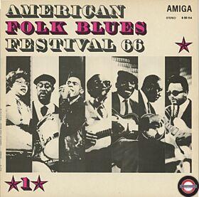 American Folk Blues Festival 66 - 1